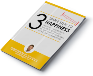 3 simple steps to happiness