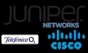 Juniper Cisco Telefonica fredrik lyhagen cv