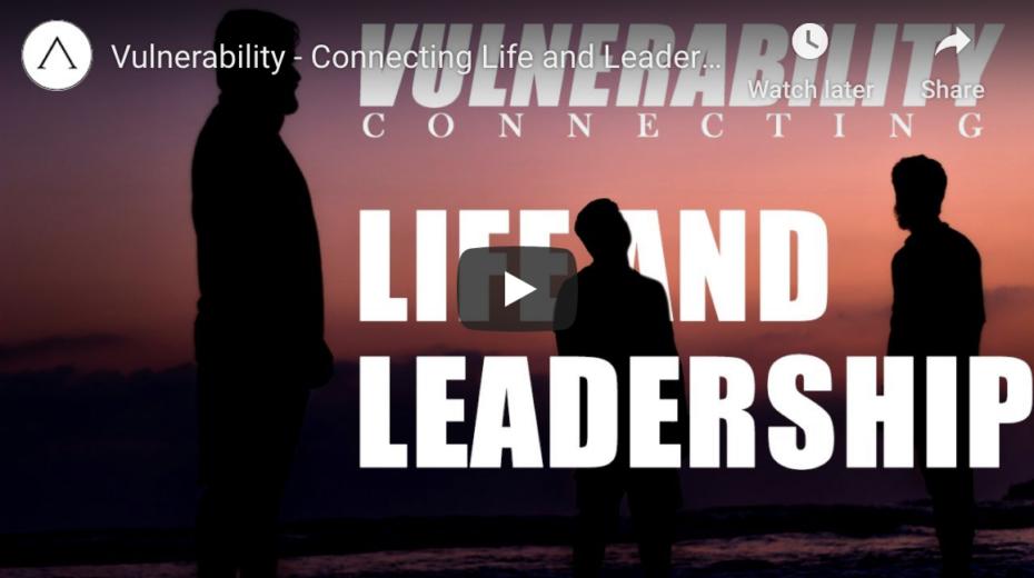 vulnerability life leadership
